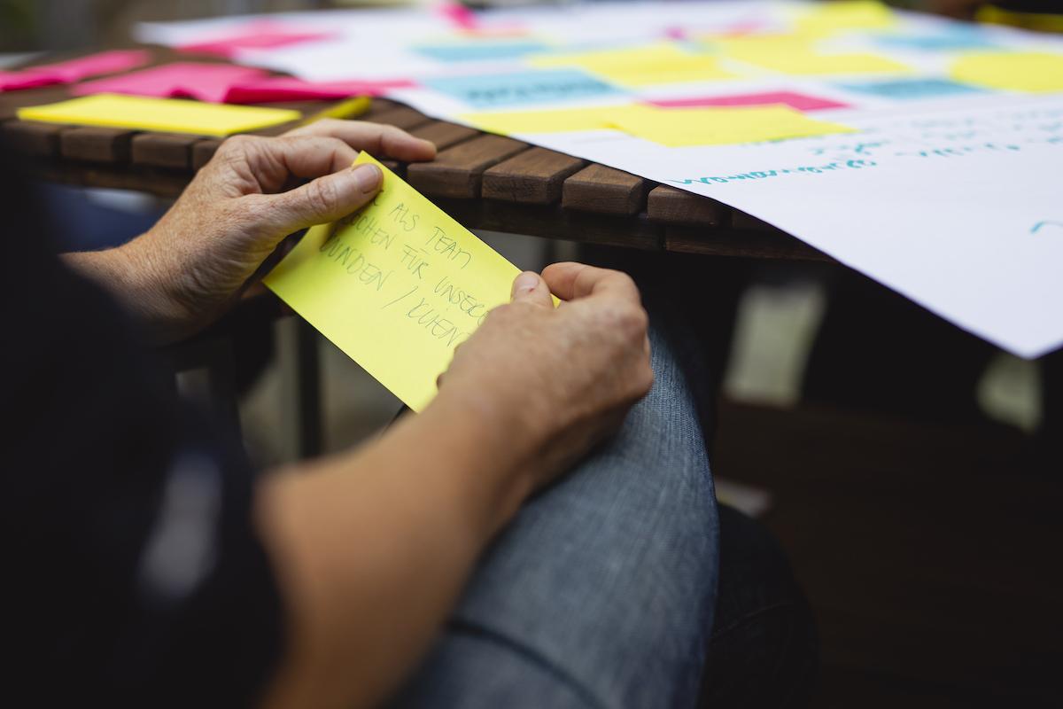 Neue Organisationsformen kennenlernen